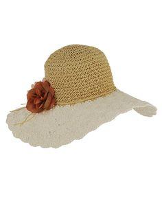 Floral Floppy Hat  $14.80
