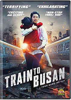 """Train to Busan """"A movie from South Korea and one of the most action-filled and dramatic zombie movies I've ever watched. It follows a group of passengers who have to survive and rely on each other when their train is hijacked by zombies. It's gore-y but you can't take your eyes off the screen for a minute.""""-- Caithlin P."""