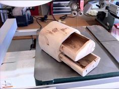Turning a Bowl on a Bandsaw - YouTube
