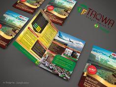 Brochure of Taqwa budget by Maghfirah