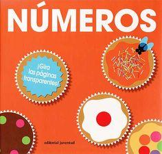 """""""Números"""" / Patrick George: Diez moscas revolotean, pero llega una araña ¡y se come una! ¿Cuántas moscas quedan? Gira la página transparente, y descubre cómo acaba la mosca, con una sorpresa satisfactoria al final. Un libro divertido sobre números, con un planteamiento gráfico novedoso, para estimular el diálogo con los niños e interactuar juntos."""