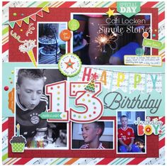 Layout by design team member Kari Locken