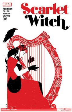 Scarlet Witch 3 - David Aja