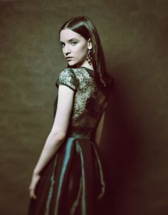model: Monika Zawiślak designer: Dorota Woytasiewicz mua: Viola Mietlicka hair: La Belle