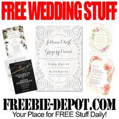 free wedding stuff invitation samples bride free wedding stationery junglespirit Image collections