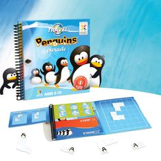 Mum I want this! Great puzzle fun by SmartGames. $10