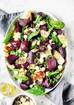 Pasta Salad, Cobb Salad, Cooking Recipes, Healthy Recipes, Healthy Food, Food Menu, I Foods, Grilling, Salads