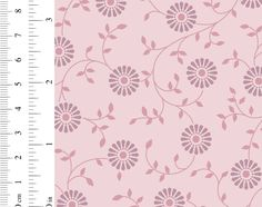 Ginger Lily Studio Lake House: AS0088 cw 02 Stippling, Daisy, Delicate, African, Studio, Fabric, Pattern, House, Collection