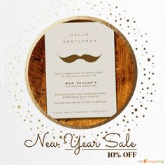10% OFF on select products. Hurry, sale ending soon!  Check out our discounted products now: https://www.etsy.com/shop/RootDown?utm_source=Pinterest&utm_medium=Orangetwig_Marketing&utm_campaign=New%20Year's%20Sale   #etsy #etsyseller #etsyshop #etsylove #etsyfinds #etsygifts #invitationcard #partydecor #partytime #party #partyplanner #invitation #invitations #musthave #shop #shopping #onlineshopping #instashop #instagood #instafollow #OTstores #smallbiz #sale #instasale