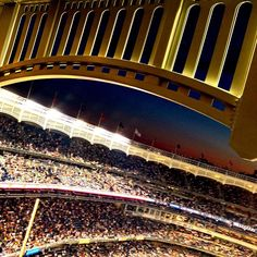 Yankee Stadium - @Jeffrey P