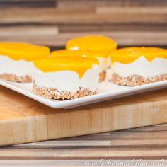 Ich gestehe: Mango mag ich nicht. Warum also Mango-Käse-Törtchen? Na ja, meine Familie liebt Mangos und beim nächsten Mal nehme ich eben Himbeeren 😉 Die Küchlein schecken wunderbar und der Boden hat durch das Anrösten der Mandeln das gewisse Etwas. … Weiterlesen →