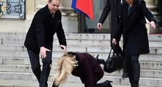 Danish Prime Minister Helle Thorning Schmidt has a cool