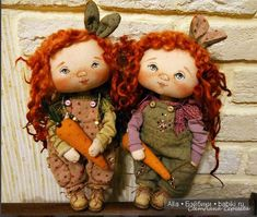 Авторкие куклы Светланы Сергеевой / Изготовление авторских кукол своими руками, ООАК / Бэйбики. Куклы фото. Одежда для кукол