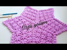 New daisy star fiber Crochet Star Patterns, Crochet Stars, Crochet Flowers, Crochet Carpet, Moda Emo, New Carpet, Urban Chic, Merino Wool Blanket, Diy And Crafts