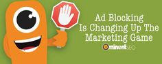 #AdBlocking has thrown a wrench in the #advertising and #marketing industries. See what your business can do to mitigate any loss in revenue due to online ad blocking.  - #EminentSEO