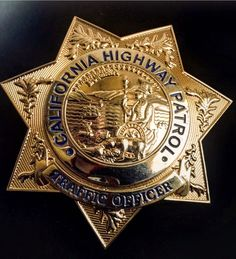 California Highway Patrol Badge Military Police, State Police, Military Weapons, Police Officer, California Highway Patrol, California California, Law Enforcement Badges, Law Enforcement Officer, Police Cars
