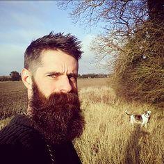 Máster beard || Not for the beard, but the haircut