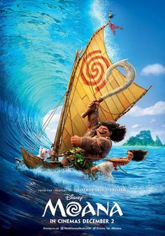 Moana on DVD From Walt Disney Animation Studios comes MOANA, an epic adventure about a spirited teen who sets sail on a daring mission to save her people. Moana Disney, Disney Pixar, Disney Films, Frozen Disney, Disney Magic, Disney Parks, Disneyland Movies, Disney 2017, Disney Wiki