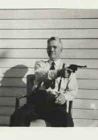 Fitzhugh Lee Overton - great grandpa