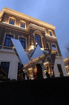 İstanbul ♥ W Hotel, Besiktas