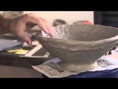 Neil Patterson's Coil Vase - YouTube