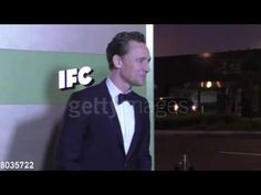 Tom Hiddleston at the AMC Networks Emmy After Party