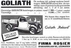 Goliath Rekord