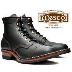 ::萬事威靴鞋專賣-美國製::現貨 BOOTS :: WESCO BOOTS【 現貨】