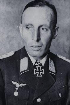 Hauptmann Friedrich-August Frhr. von der Heydte (1907-1994), Kommandeur I./Fallschirmjäger Regiment 3, Ritterkreuz 09.07.1941, Eichenlaub (617) 30.09.1944