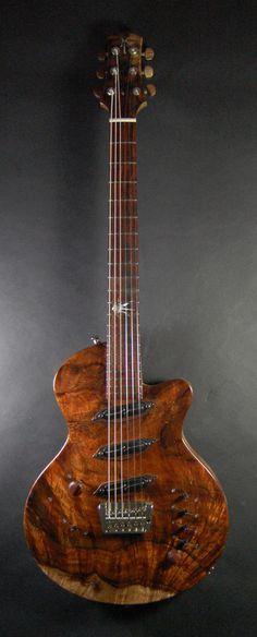 """guitarbage: """"Myka 2012 Custom #140 """""""