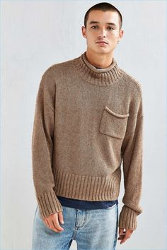 Urban Outfitters Sale: Take 25% Off Men's Cold Weather Fashions