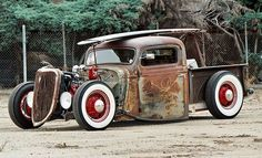 Awesome #ratrod #doghousehotrods