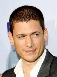 Wentworth Miller - Dudes 40 years old! Either he looks young to me because I'm getting older orr he found the fountain of youth!