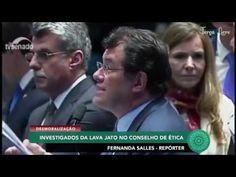 Só Mesmo no Brasil!!! Investigados da Lava Jato no Conselho de ÉTICA! Fe...