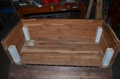 MacGIRLver: Cedar Chest Makeover Cedar Chest Redo, Old Trunks, Hope Chest, Wood Crafts, Storage Spaces, Home Furniture, Projects To Try, Home And Garden, Reuse