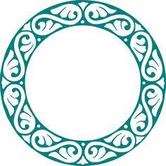 Celtic, Frame, Circle, Round, Border, Free, Oval
