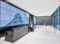 Tour Time Inc.'s Vibrant New Headquarters by Studios Architecture