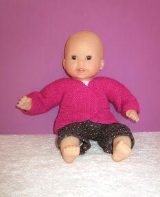 "Dis maman... habille ma poupée: Tuto ""Chemisier Liberty"""