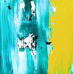 Zé Luiz Morais. Abstrata, oil on paper 6x6 cm, catálogo: AbstOilPap27MartiusXVII. Técnica estratigráfica: camadas de tinta sobrepostas, aplicadas em bandas verticais e horizontais, esfregadas, borradas e raspadas; acabamento da superfície: textura predominante lisa. Instrumento: espátula.