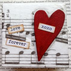 Country View Crafts' Projects: Love Forever - Gabrielle