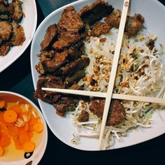 Bún bò Nam Bô Meat, Cooking, Food, Kitchen, Essen, Meals, Yemek, Brewing, Cuisine