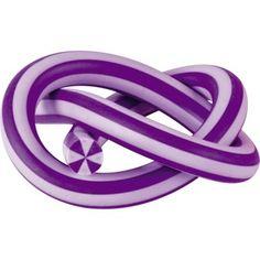 Klein, rechteckig und meist weiß. Jeder kennt Radiergummis und schön aussehen tun sie meist nicht. Doch mit dieser lila-weiß gestreiften Radiergummi Schlange zieht Spaß in das Federmäppchen von jedem Kind. #violet #purple Kind, Nice Asses