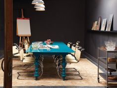 Ad agency Rapier gets the Studioilse treatment, including a moody boardroom
