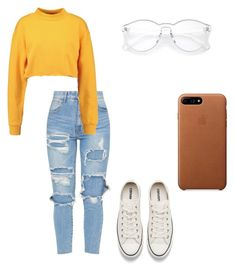 """Untitled #241"" by skyline-jazi ❤ liked on Polyvore featuring Converse"