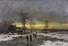 Johann Jungblut ~ Romantic Landscape painter | Tutt'Art@ | Pittura * Scultura * Poesia * Musica |