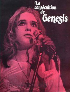 Genesis magazine scan