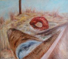 Artwork >> Dilek Degerli >> passion of land