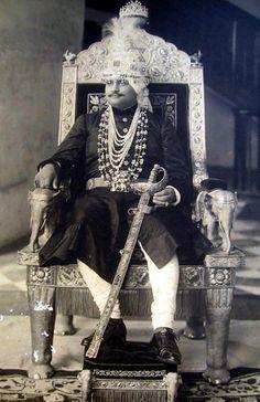 Maharajadhiraja of Darbhanga