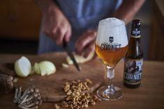 Cornet Beer from Swinkels Family Brewers Craft Beer, Food Porn, Mood, Tableware, Beer, Dinnerware, Tablewares, Dishes, Place Settings