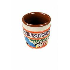 Raised Talavera Flowerpot - Tiny